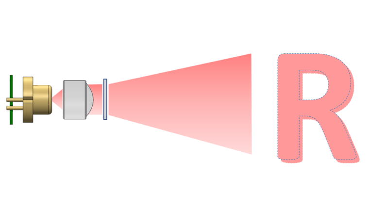 Collimated Beam Diffuser